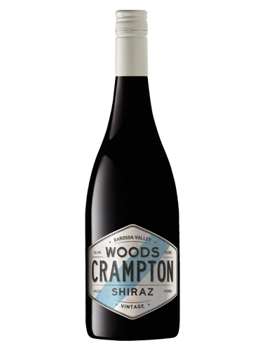 2016 Woods Crampton White Label Barossa Shiraz