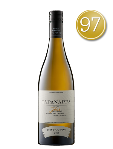 2016 Tapanappa Tiers Single Vineyard Chardonnay