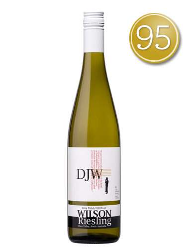 2016 Wilson Vineyards DJW Polish Hill River Riesling