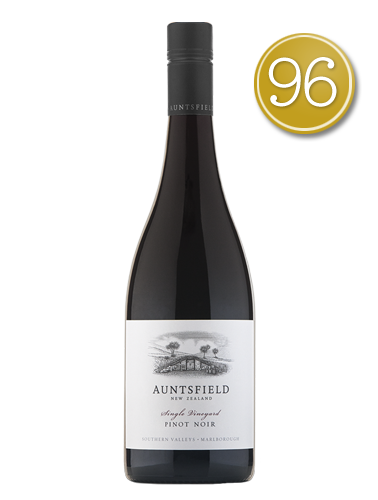 2017 Auntsfield Single Vineyard Pinot Noir