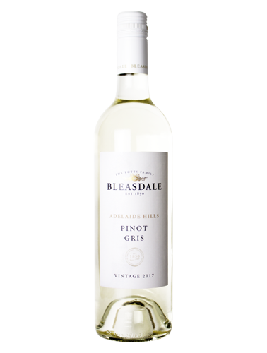 2017 Bleasdale Adelaide Hills Pinot Gris
