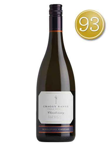 2017 Craggy Range Kidnappers Chardonnay