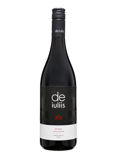 2017 De Iuliis Steven Vineyard Shiraz