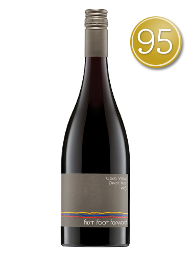2017 First Foot Forward Yarra Valley Pinot Noir