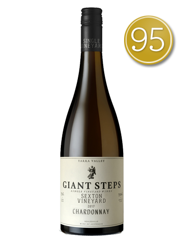 2017 Giant Steps Sexton Vineyard Chardonnay
