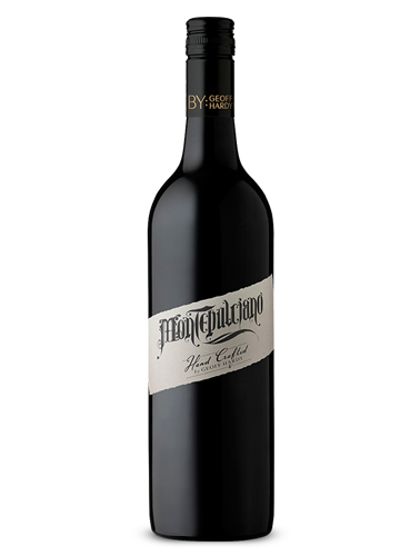 2017 Hand Crafted by Geoff Hardy Montepulciano