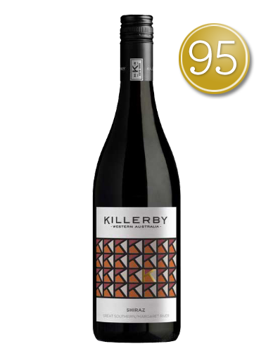 2017 Killerby K Shiraz