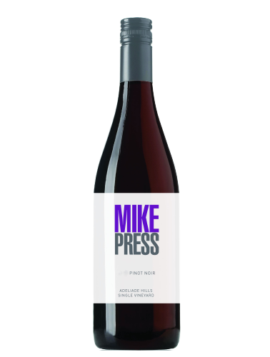 2017 Mike Press Pinot Noir