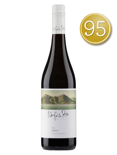 2017 Norfolk Rise Mount Benson Shiraz