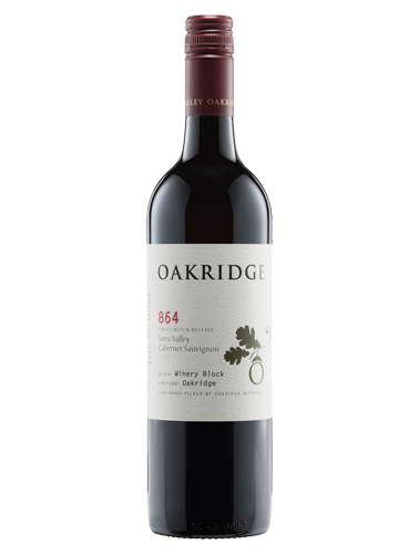 2017 Oakridge 864 Winery Block Oakridge Cabernet Sauvignon
