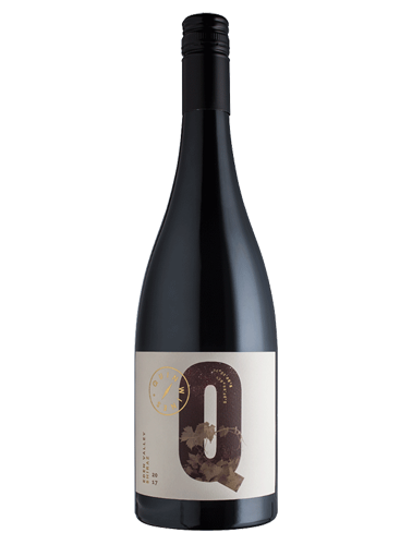 A bottle of 2017 Quin Wines Eden Valley Shiraz wine - ITM29632