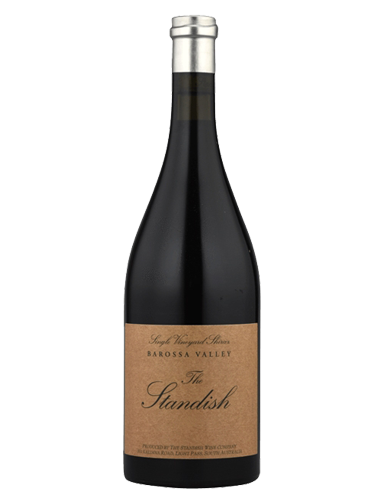 A bottle of 2017 Standish Wines The Standish Shiraz wine - ITM26717