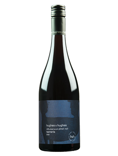 2018 Hughes & Hughes 15% Whole Bunch Pinot Noir