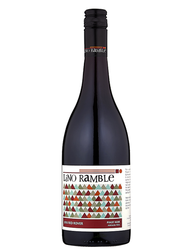 2017 Lino Ramble Red Rover Pinot Noir