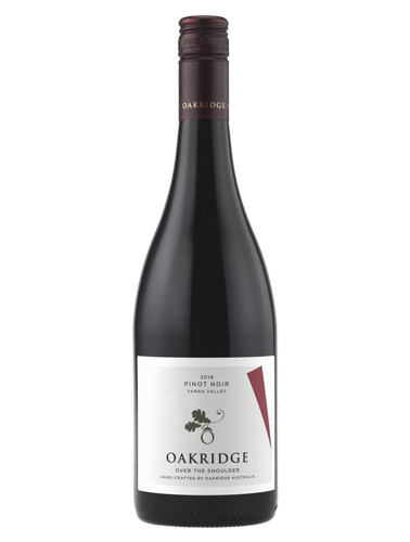 2018 Oakridge Over the Shoulder Pinot Noir