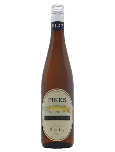 2018 Pikes Traditionale Riesling