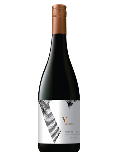 A bottle of 2018 Vinoque Novo Tinto King Valley wine - ITM35304