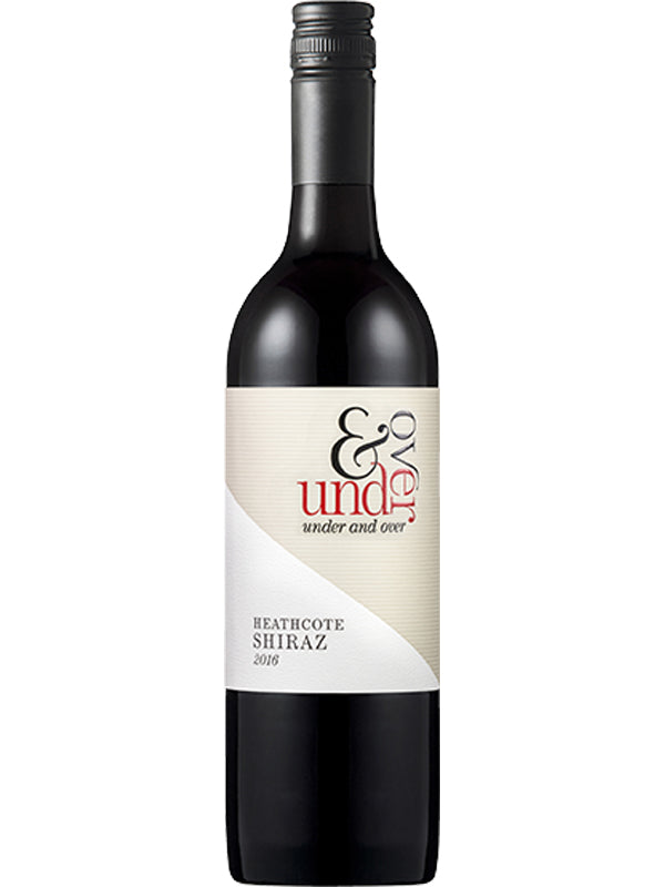 2016 Under & Over Regional Heathcote Shiraz