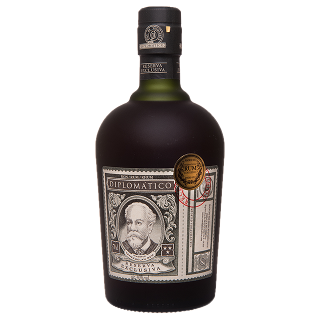 Diplomatico Exclusiva Reserva 700ml 40% (ITM47105) single bottle shot