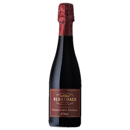 NV Bleasdale Vineyards Sparkling Shiraz 375ml