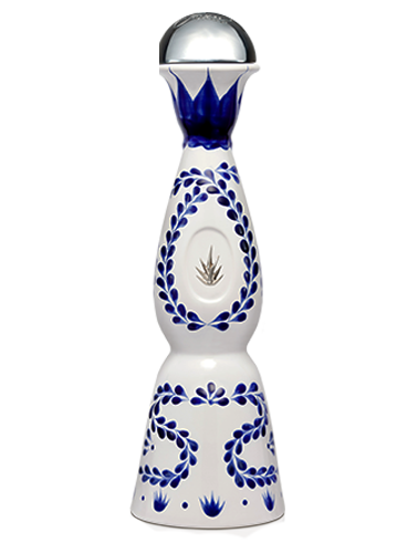 A bottle of Clase Azul Tequila Reposado - ITM25689