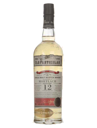 Douglas Laing's Old Particular Mortlach 12YO Whisky