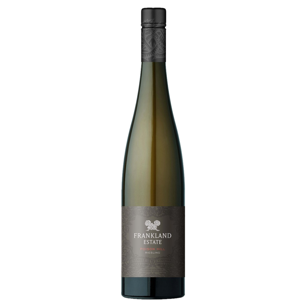 2018 Frankland Estate Poison Hill Riesling Frankland River (ITM60514) single bottle shot