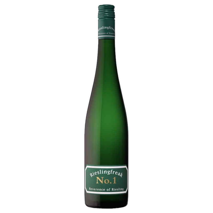 "2017 Rieslingfreak No 1 ""Grounds of Grandeur Riesling"" (ITM60626) single bottle shot"