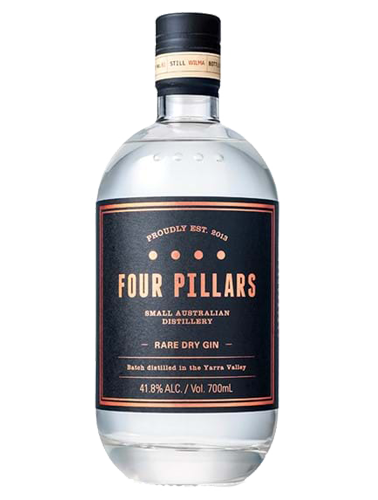 A bottle of Four Pillars Rare Dry Gin - ITM25856