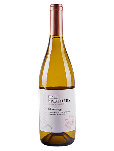 2015 Frei Brothers Reserve Chardonnay Russian River Valley