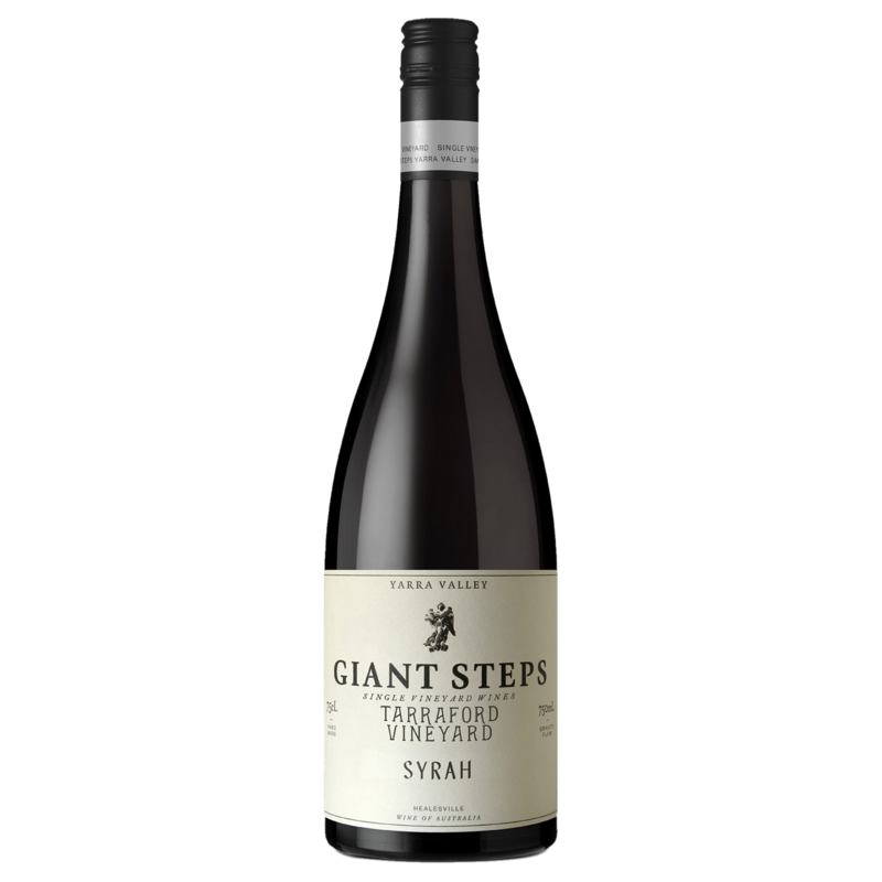 2018 Giant Steps Tarraford Vineyard Syrah