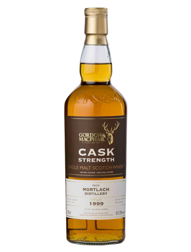 Gordon & MacPhail Cask Strength Mortlach Single Malt 1999