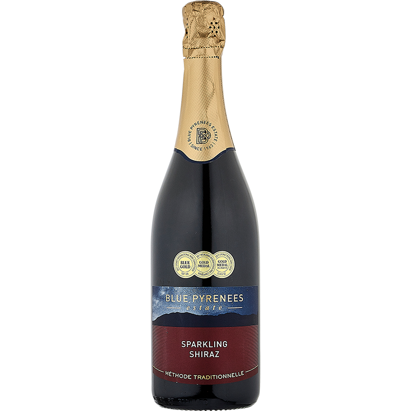 NV Blue Pyrenees Estate Sparkling Shiraz
