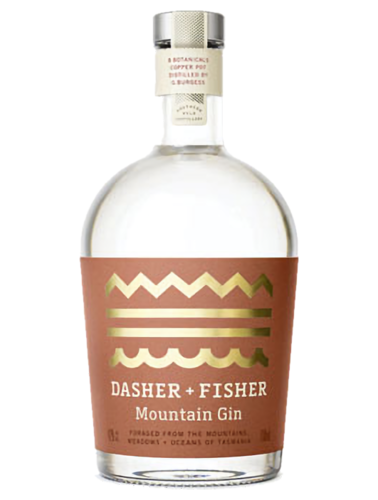 Dasher and Fisher Mountain Gin