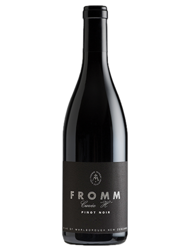 "A bottle of 2016 Fromm Pinot Noir Cuvee H"""" wine - ITM36555"