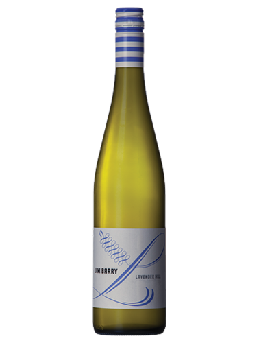 A bottle of 2016 Jim Barry The Lavender Hill Riesling wine - ITM36617