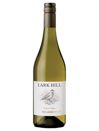 A bottle of 2018 Lark Hill 'Canberra Region' Chardonnay wine - ITM36642