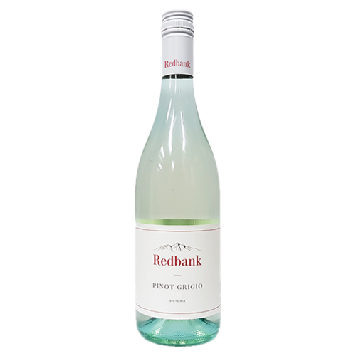 A bottle of 2019 Redbank Victoria Pinot Grigio wine - ITM36778