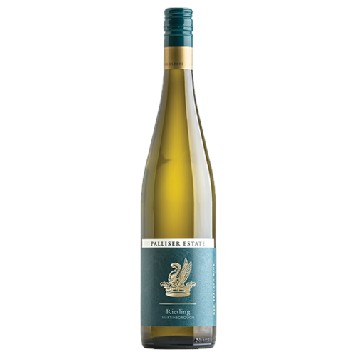 A bottle of 2019 Palliser Estate Riesling wine - ITM38084