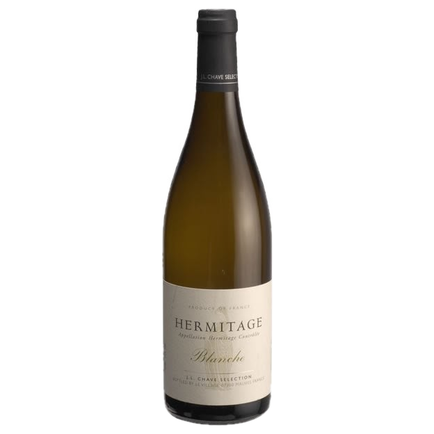 2012 Jean-Louis Chave Selection Hermitage Blanc 'Blanche' (ITM36966) single bottle shot