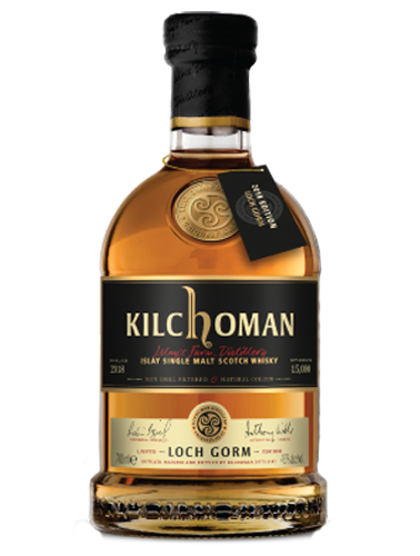 Kilchoman Loch Gorm Single Malt Release 2018