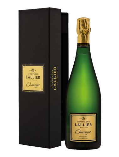 NV Champagne Lallier Ouvrage