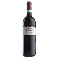 2017 Giovanni Manzone Langhe Nebbiolo (ITM49560) single bottle shot