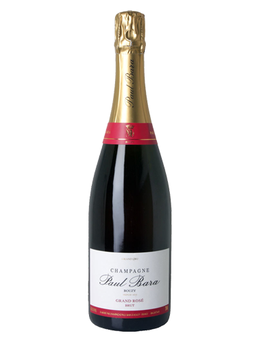 Nv Champagne Paul Bara Grand Rose de Bouzy