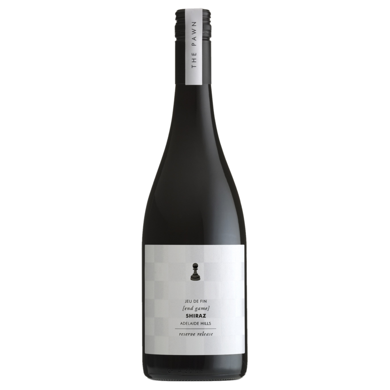 2016 The Pawn Jeu de Fin Shiraz