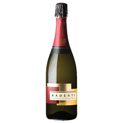 A bottle of NV Freycinet Radenti R3 Sparkling wine - ITM42716