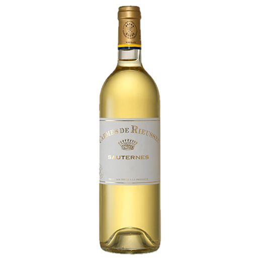 A bottle of 2015 Chateau Rieussec Carmes de Rieussec 375ml wine - ITM43463