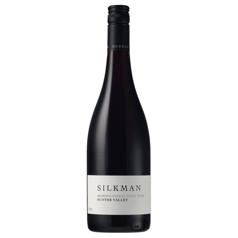 2016 Silkman Hunter Valley Reserve Shiraz Pinot Noir