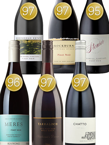 Cool Climate Icon Pinot Noir Collection