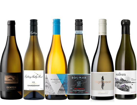 The New Icons Of Chardonnay 6/Pack
